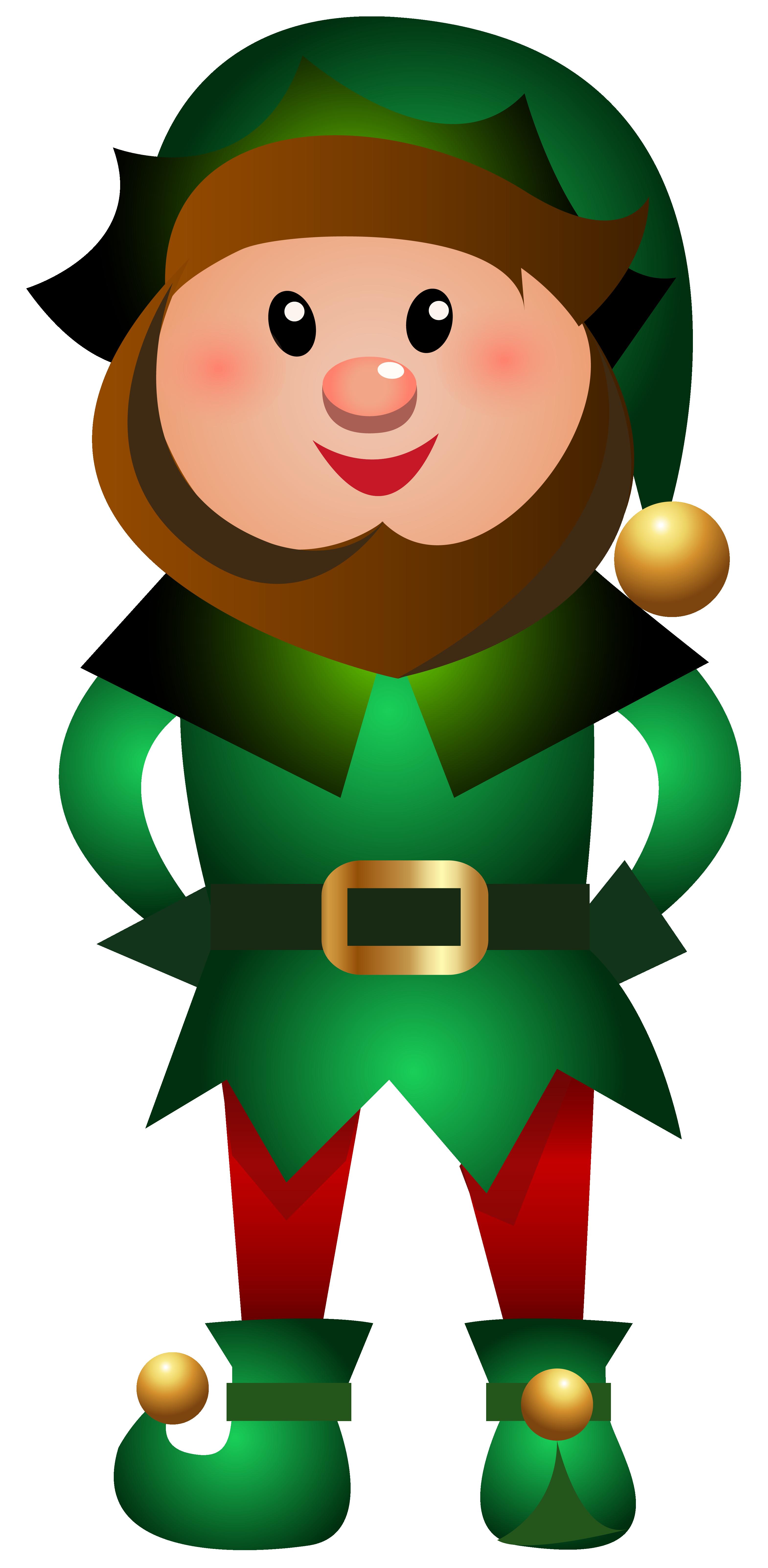 Clipart happy elf. Transparent png clip art