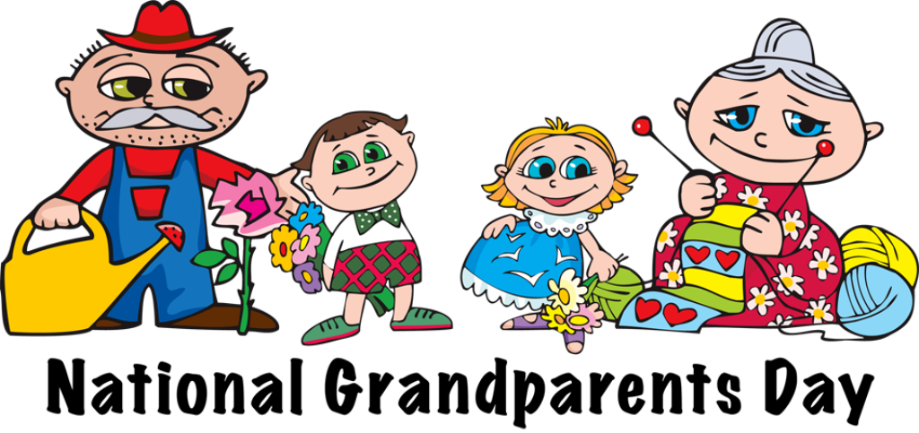 Grandparents day pictures images. Words clipart grandparent