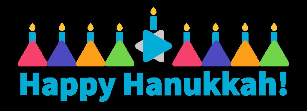 A meditation moving traditions. Decoration clipart hanukkah