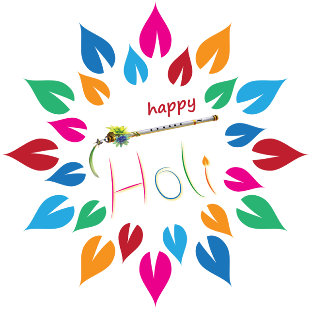 Colorful happy png and. Festival clipart holi