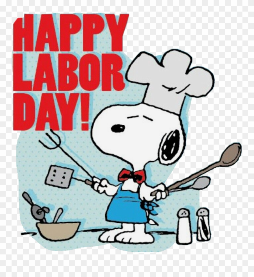 Cookout clipart labor day. Snoopy clip art free