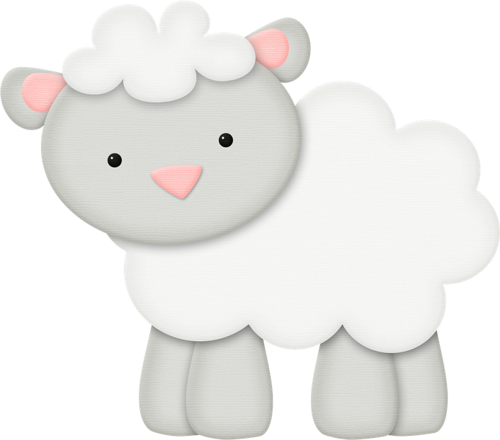 Clipart happy lamb. Photo by luh minus