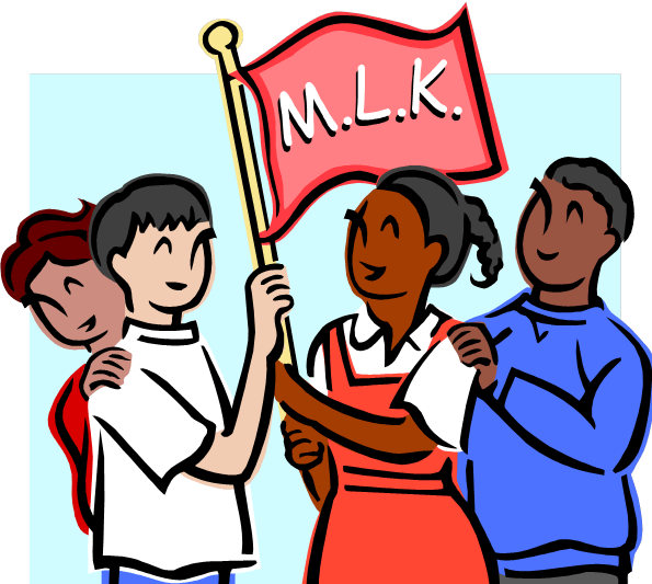 Dr jr holiday parade. Mlk clipart martin luther king day