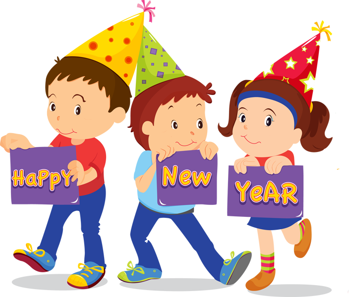 10+ New Years Eve Clipart Images