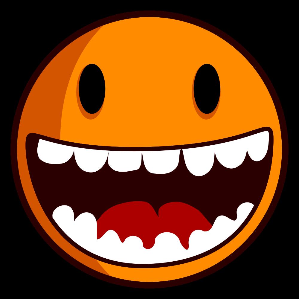 Thanks clipart smiley face. Onlinelabels clip art happy