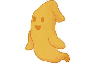 Happy clipart orange. Ghost cartoon png