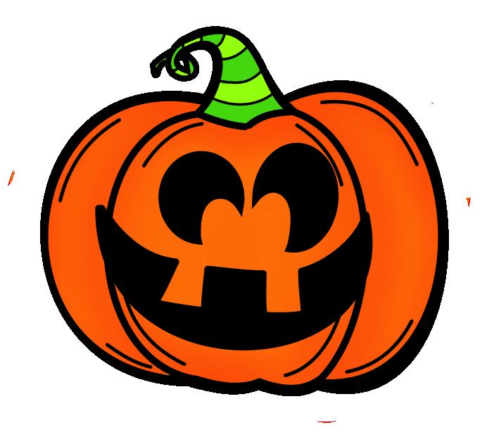 Happy jack o clip. Clipart pumpkin lantern