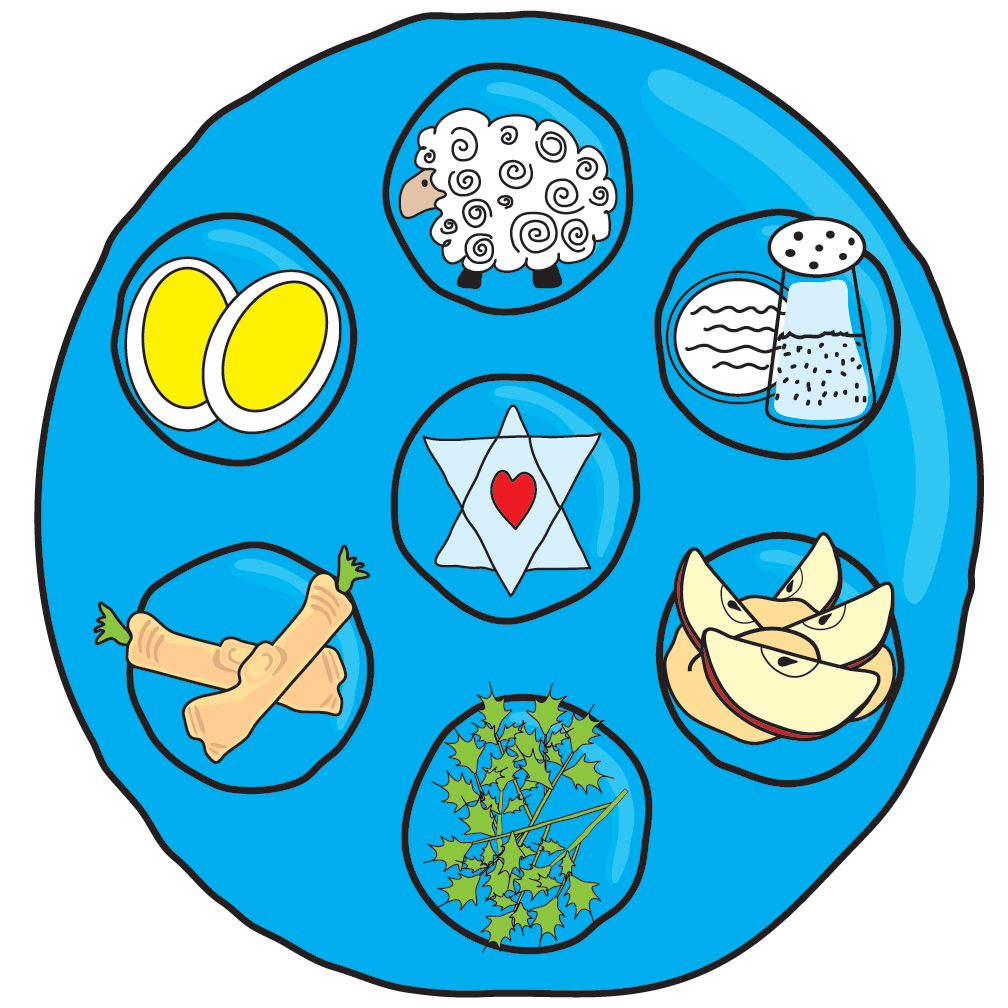 feast clipart passover