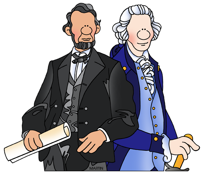 Clip art most amazing. February clipart presidents day