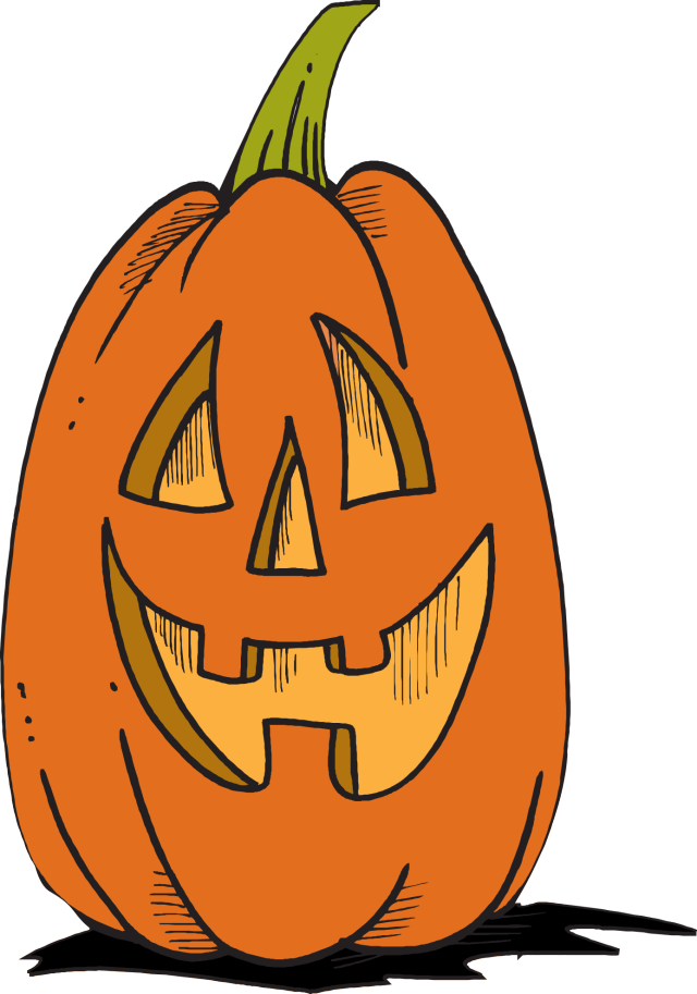 collection of happy. Pumpkin clipart goofy