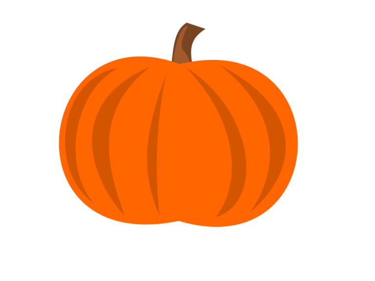 clipart pumpkin file
