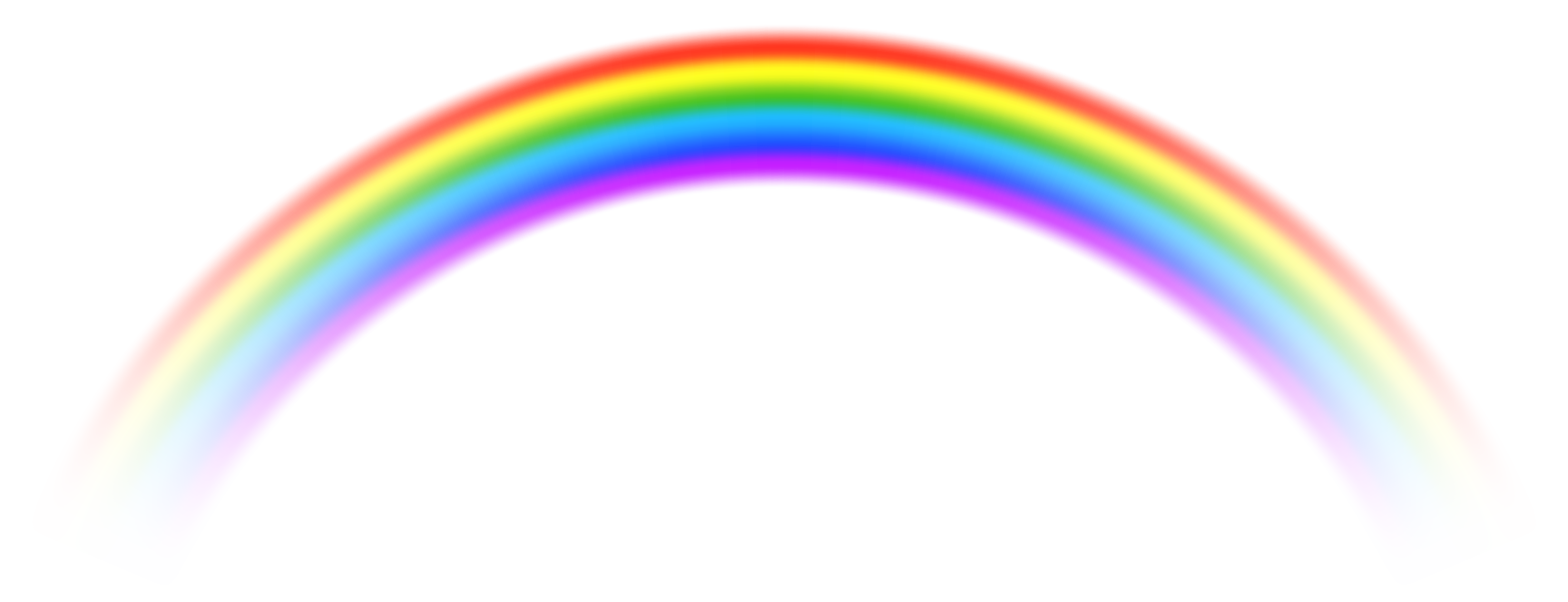 Transparent free clip art. Rainbow frame png