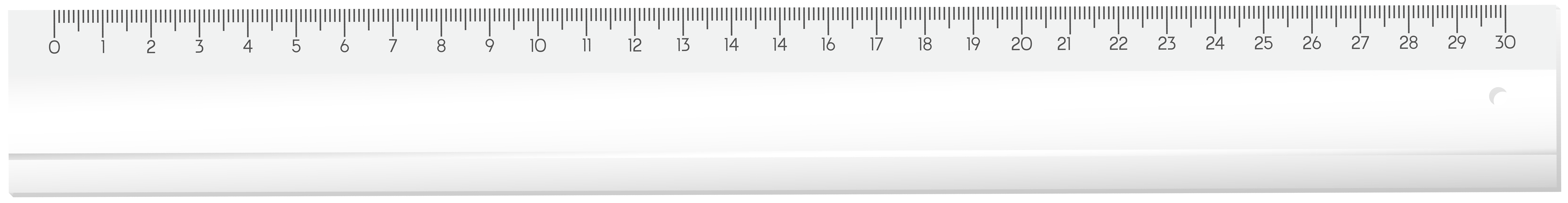 White transparent png clip. Clipart ruler rectangle