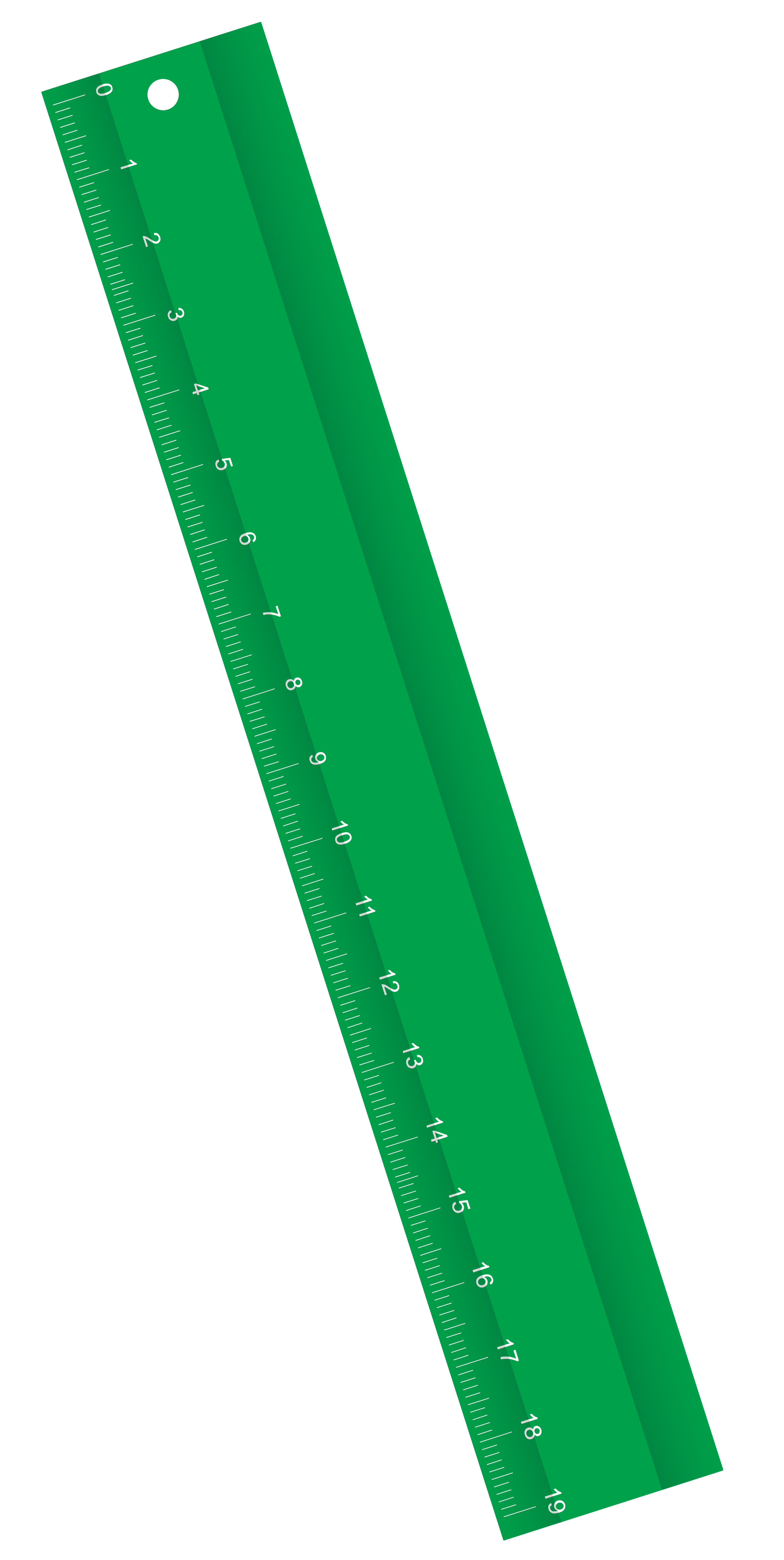 Clipart school ruler. Green png image gallery