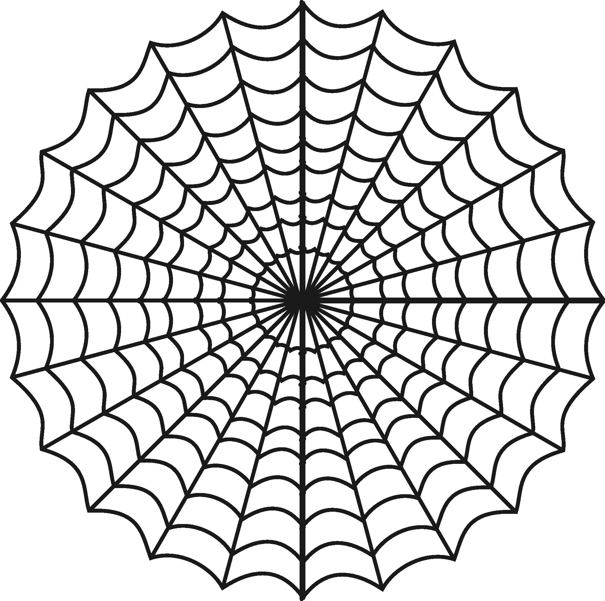 Spider printable