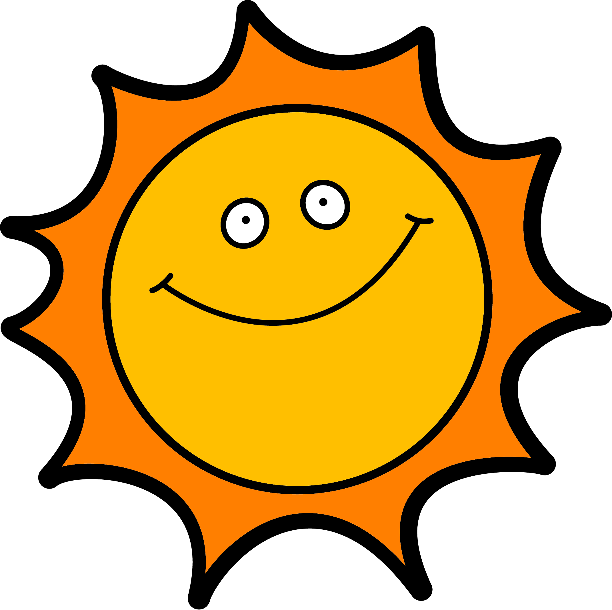 Happy sun wikiclipart . Clipart library library day