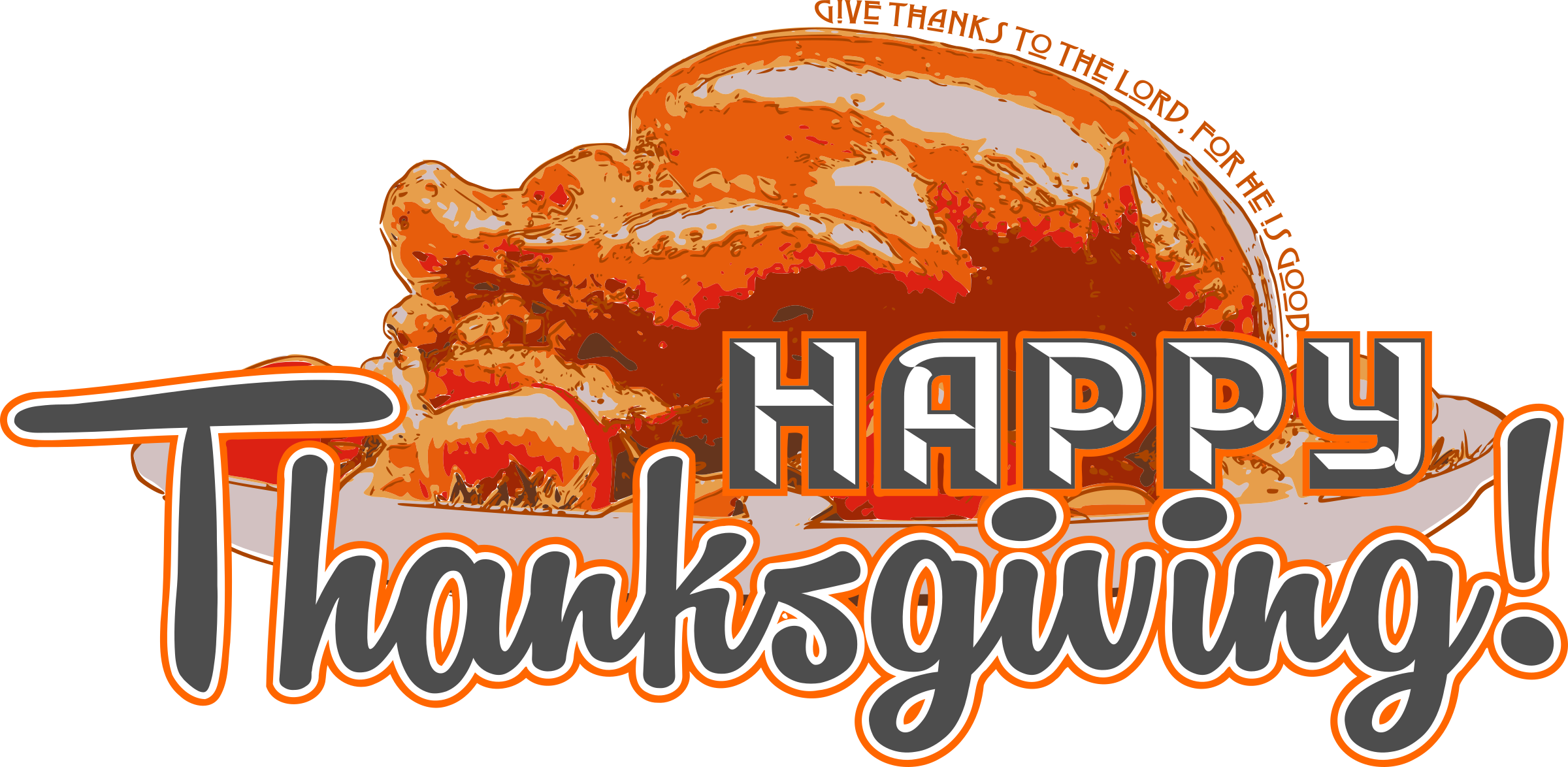 Clipart happy big image. Thanksgiving png images