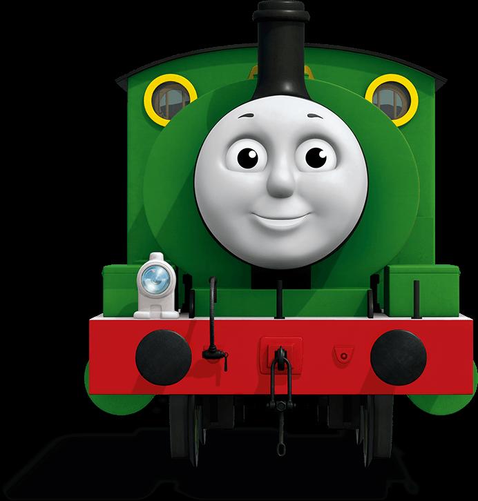 engine clipart thomas train