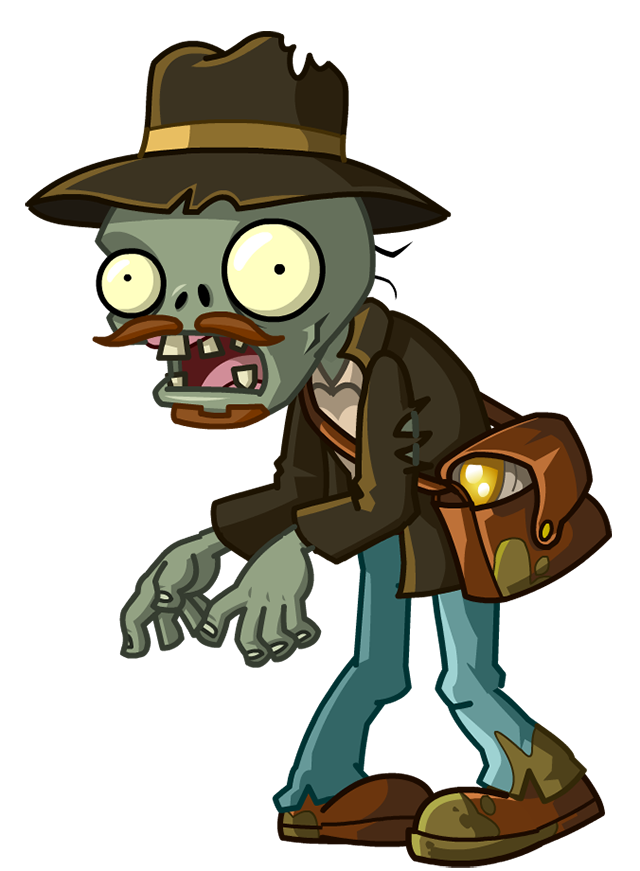 Holiday clipart traveller. Zombie plants vs zombies