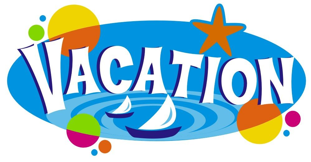 Words clipart vacation. Free cliparts download clip