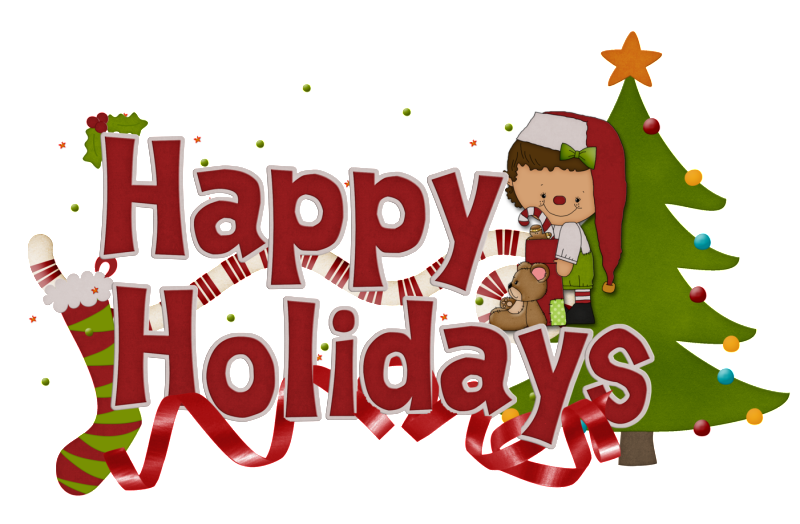 collection of holidays. Winter clipart summer