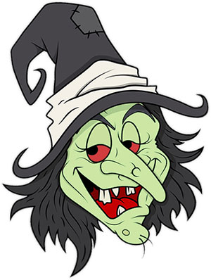 Witch clipart angry. Free graphics animations