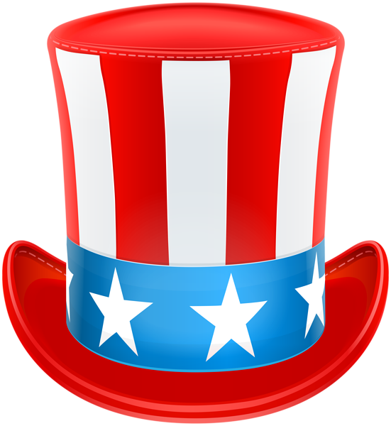 Hats clipart 4th july. Gallery recent updates add