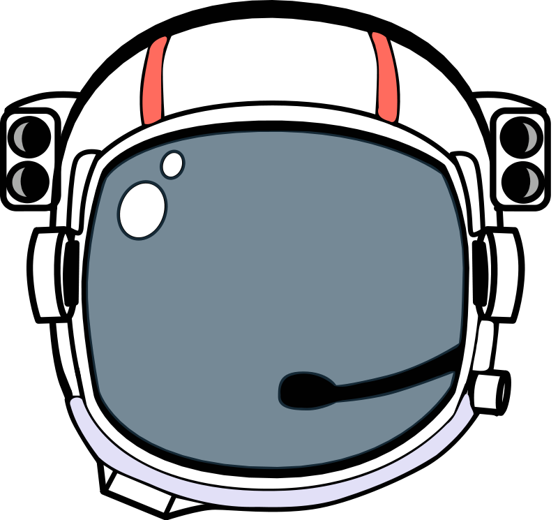 Future clipart astronaut spaceship. Helmet space party pinterest