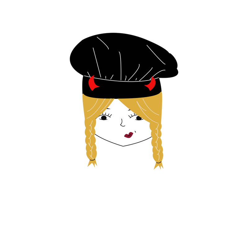 Clipart hat bakery. Lil rebel