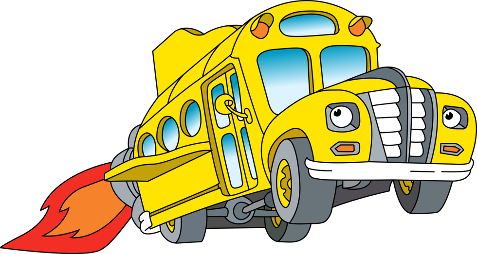 Gritty reboots of your. Hat clipart bus driver