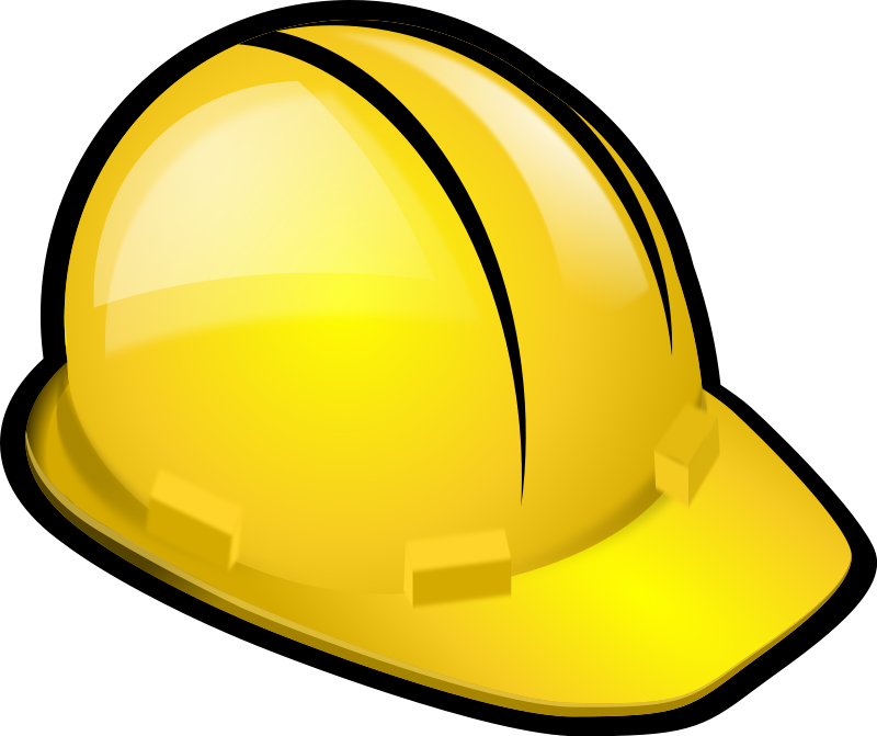 Construction clipart transparent background.  collection of safety