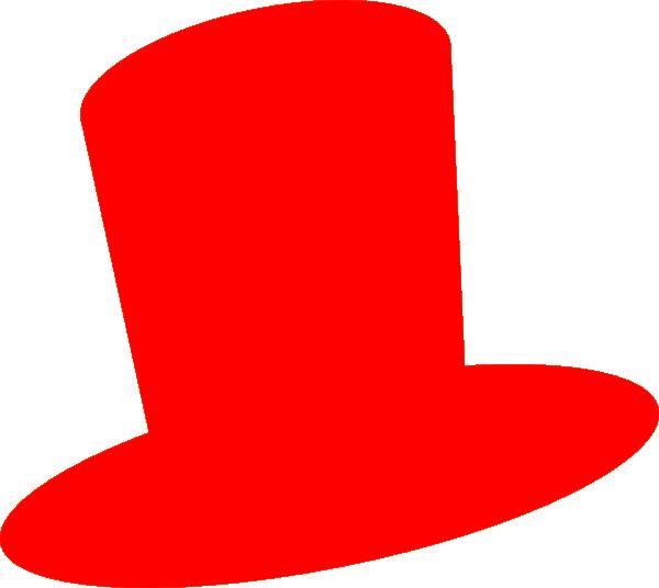 Clipart hat cartoon. Red clip art at