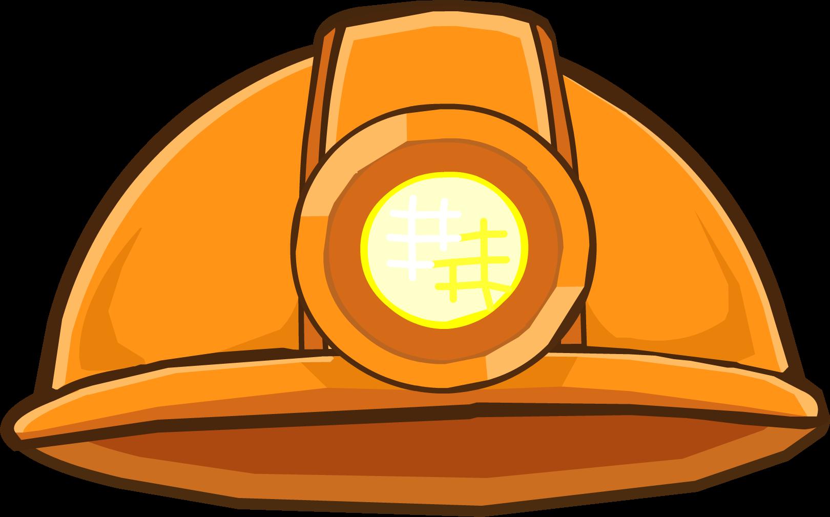 Hard hats mining helmet. Hat clipart miner
