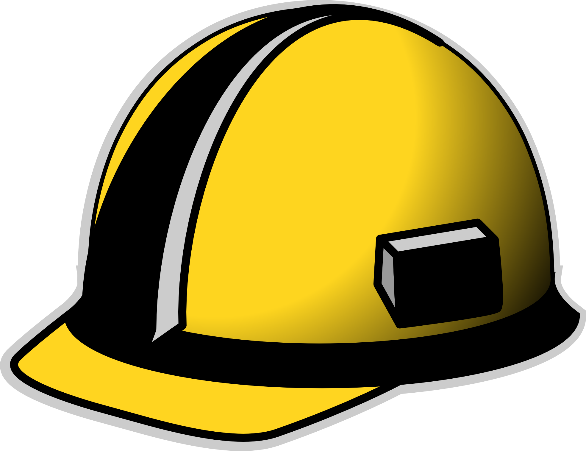 Hats clipart architect. Construction hat panda free