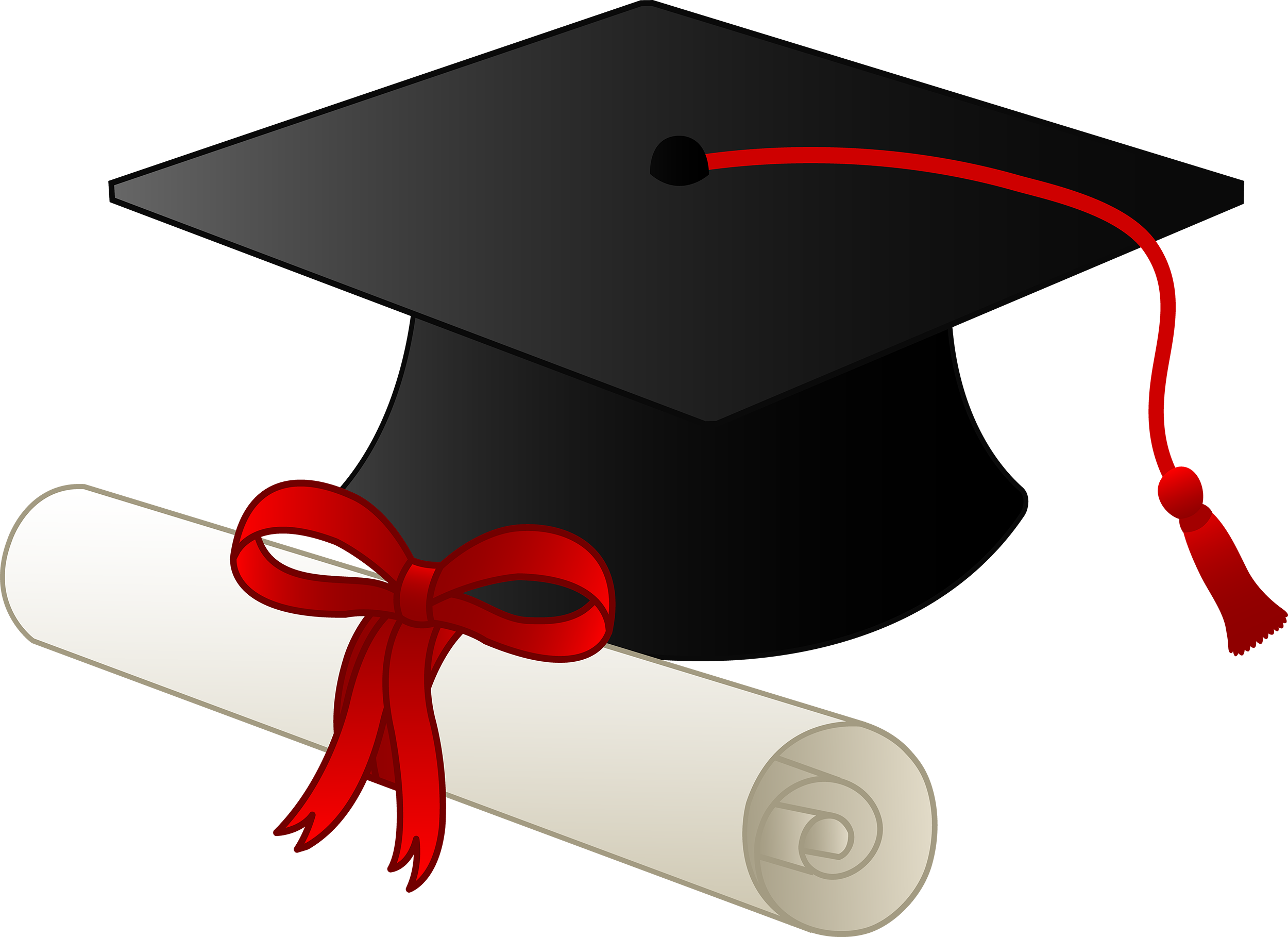 Ceremony academic degree free. Preschool clipart graduation