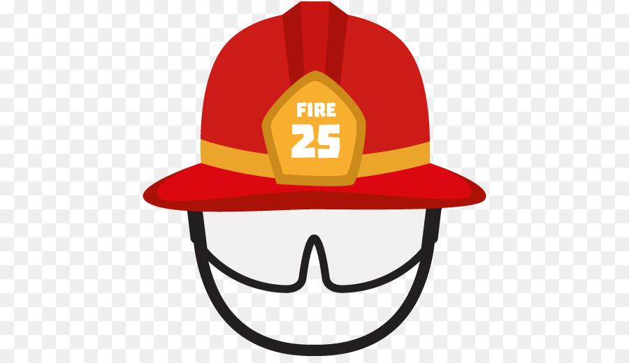 Firefighter clipart cap. Fire department logo hat
