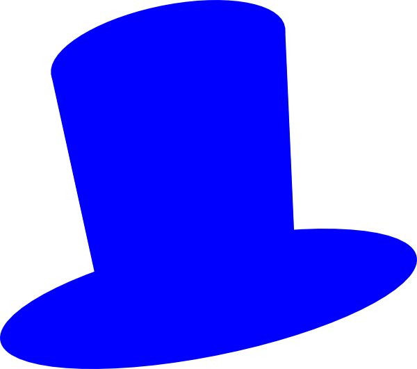 Magician s clip art. Hat clipart vector