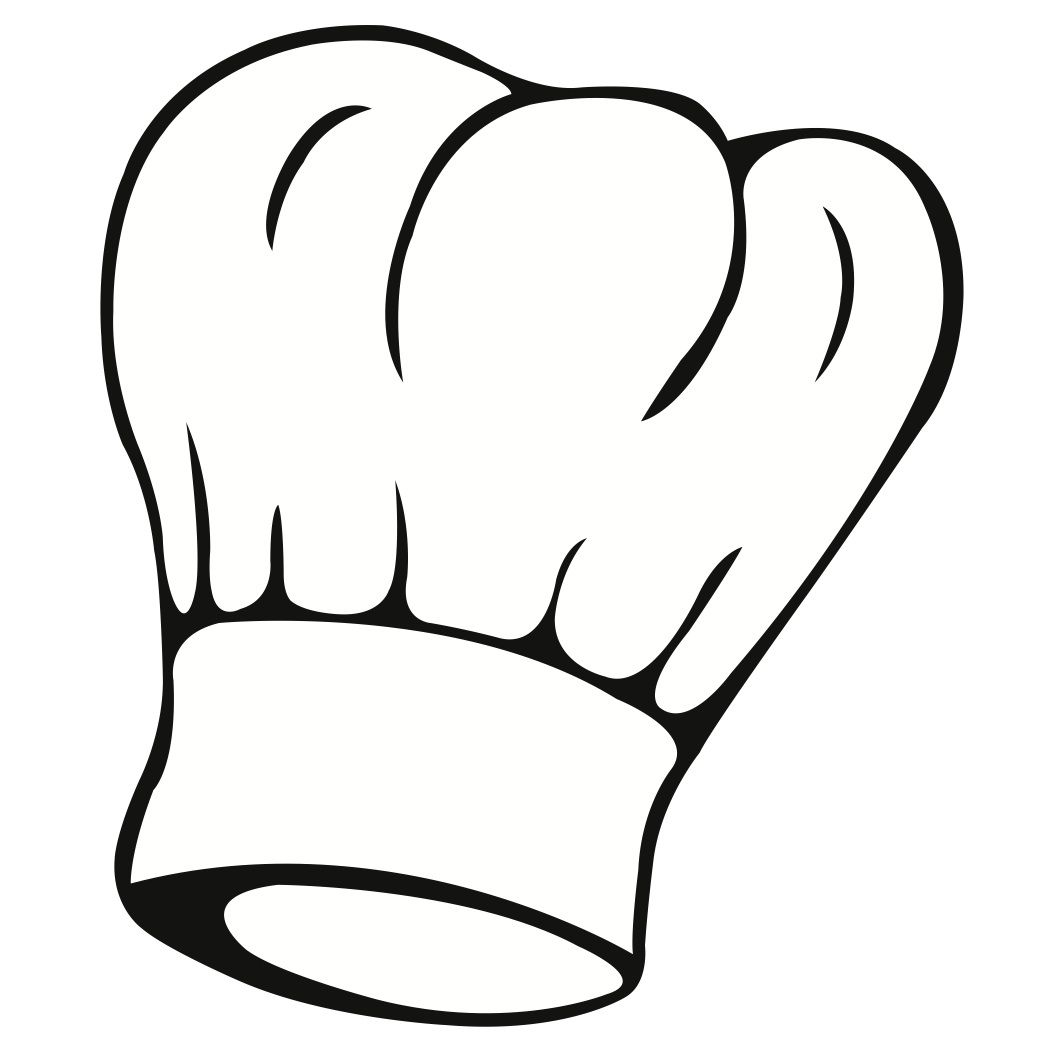 Free svg file of. Clipart hat kitchen