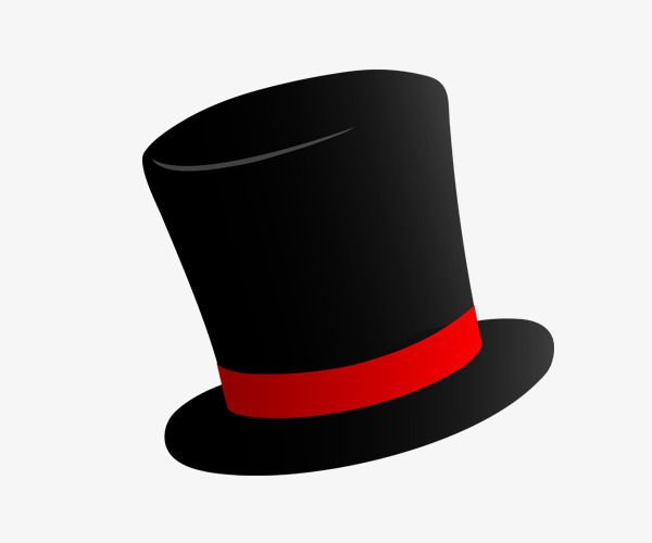 Magician hat enchanter png. Fedora clipart magic