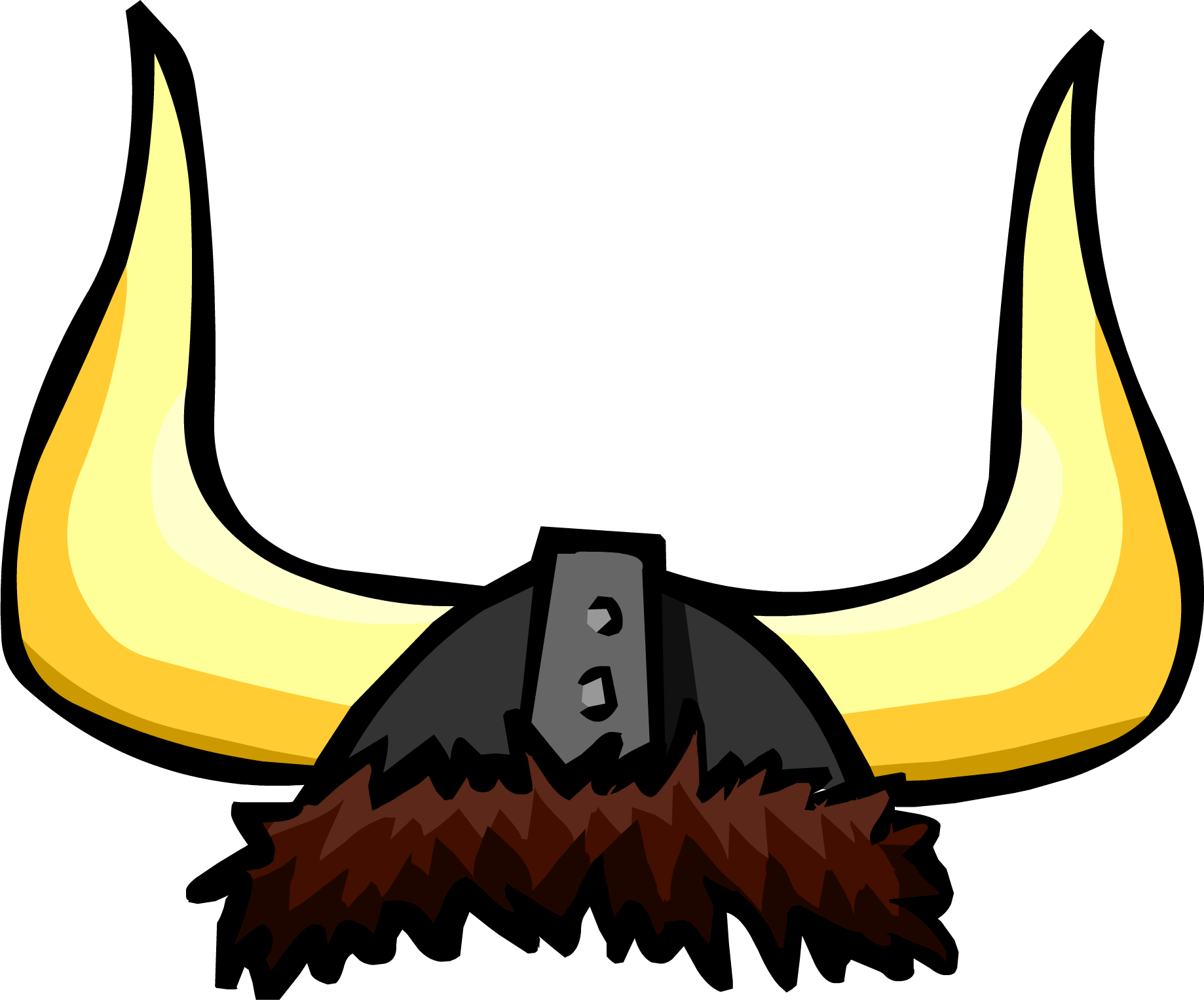 Hat clipart admiral. Black viking helmet club