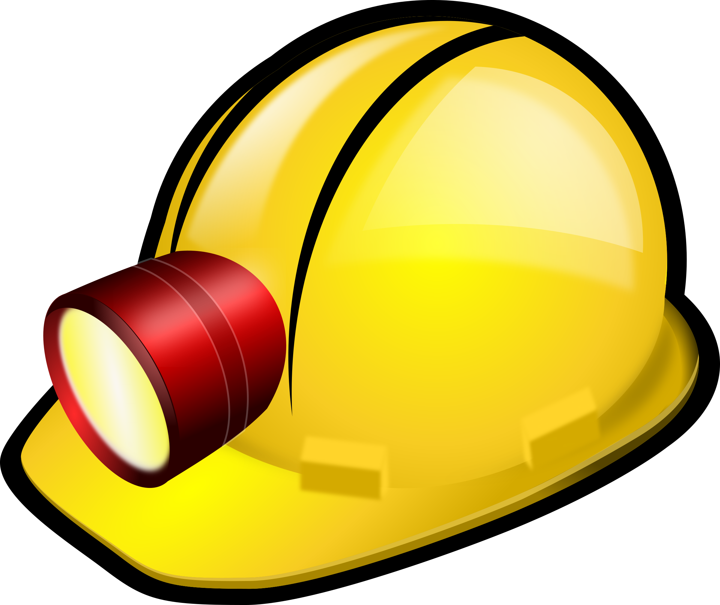 Hat clipart miner. Mining pencil and in