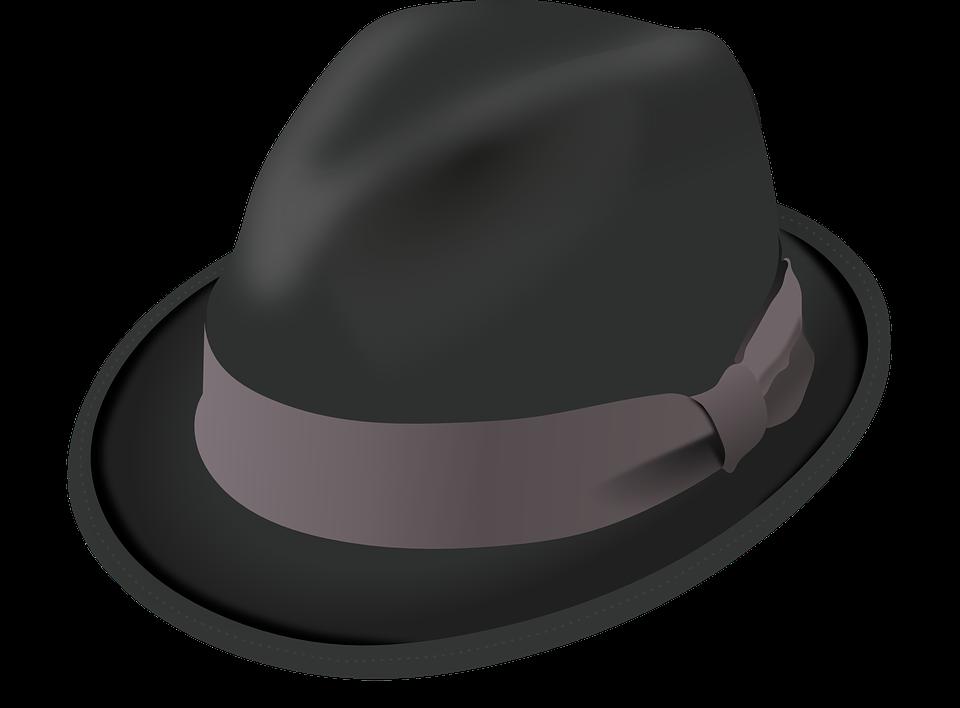 Hd png transparent images. Hat clipart mobster