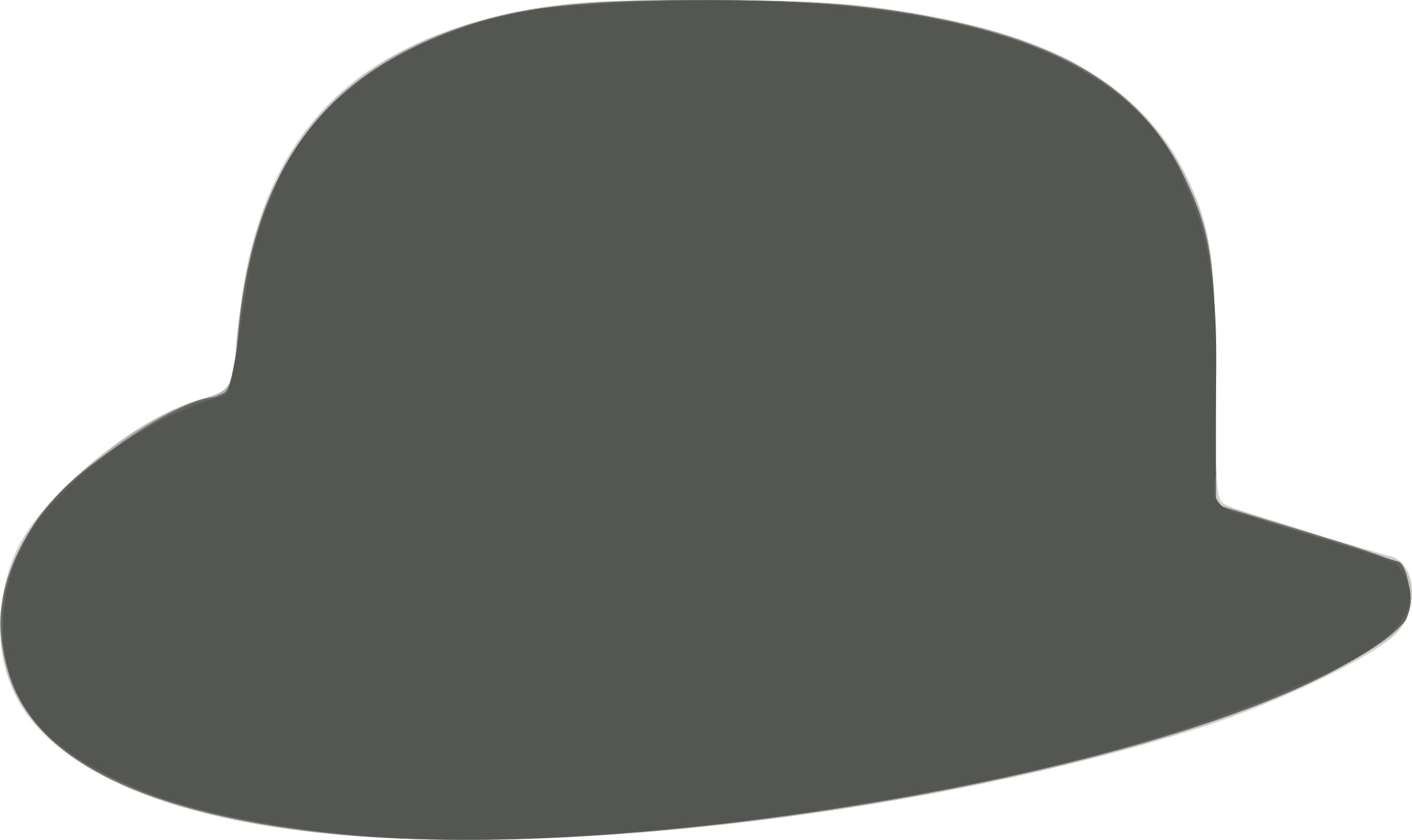 Fedora silhouette at getdrawings. Hat clipart mobster