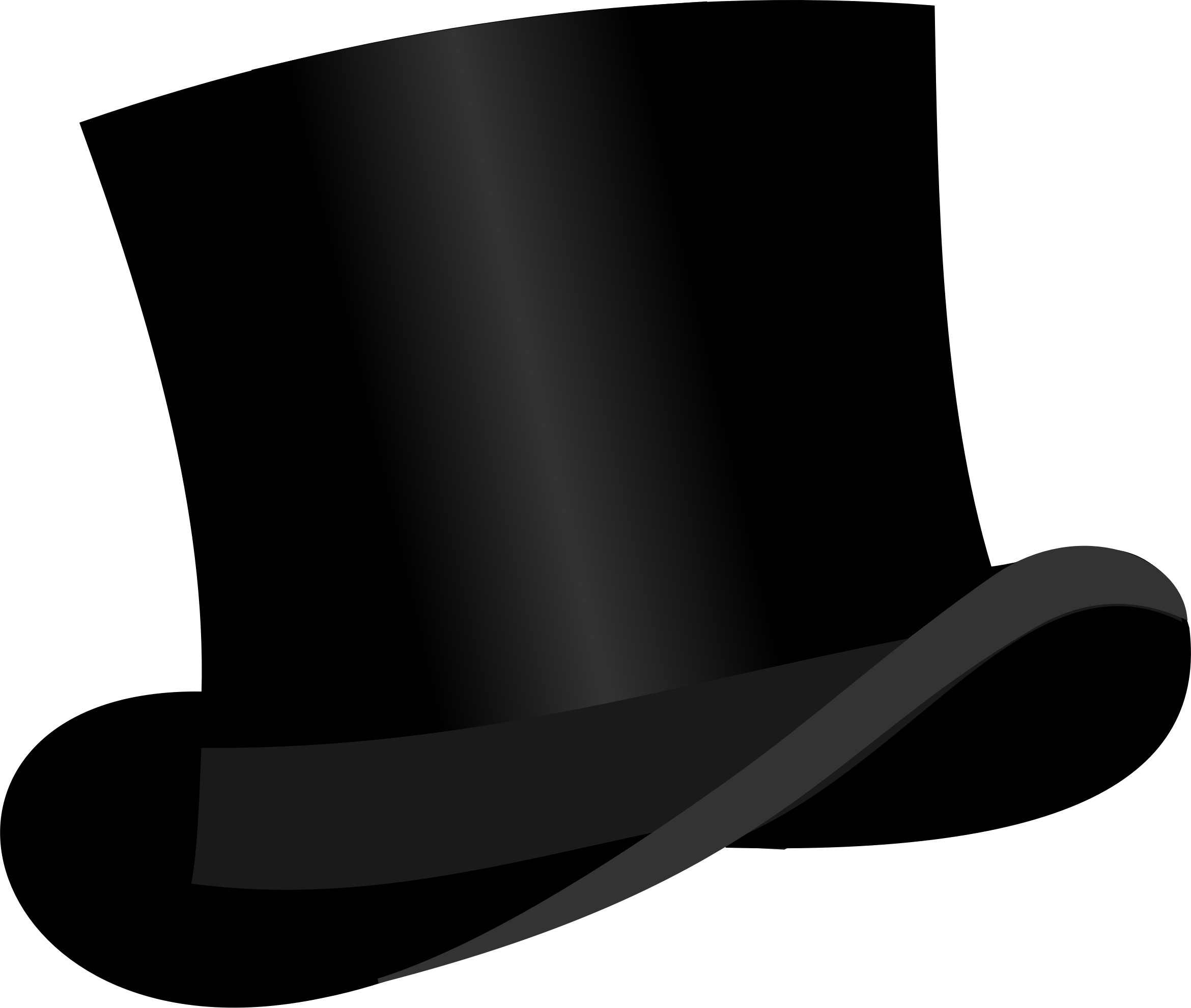 Bowler hat silhouette at. Moustache clipart pirate accessory