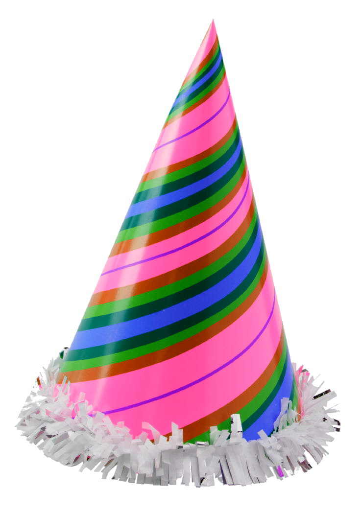 Clipart hat new years eve. Year writin fish party