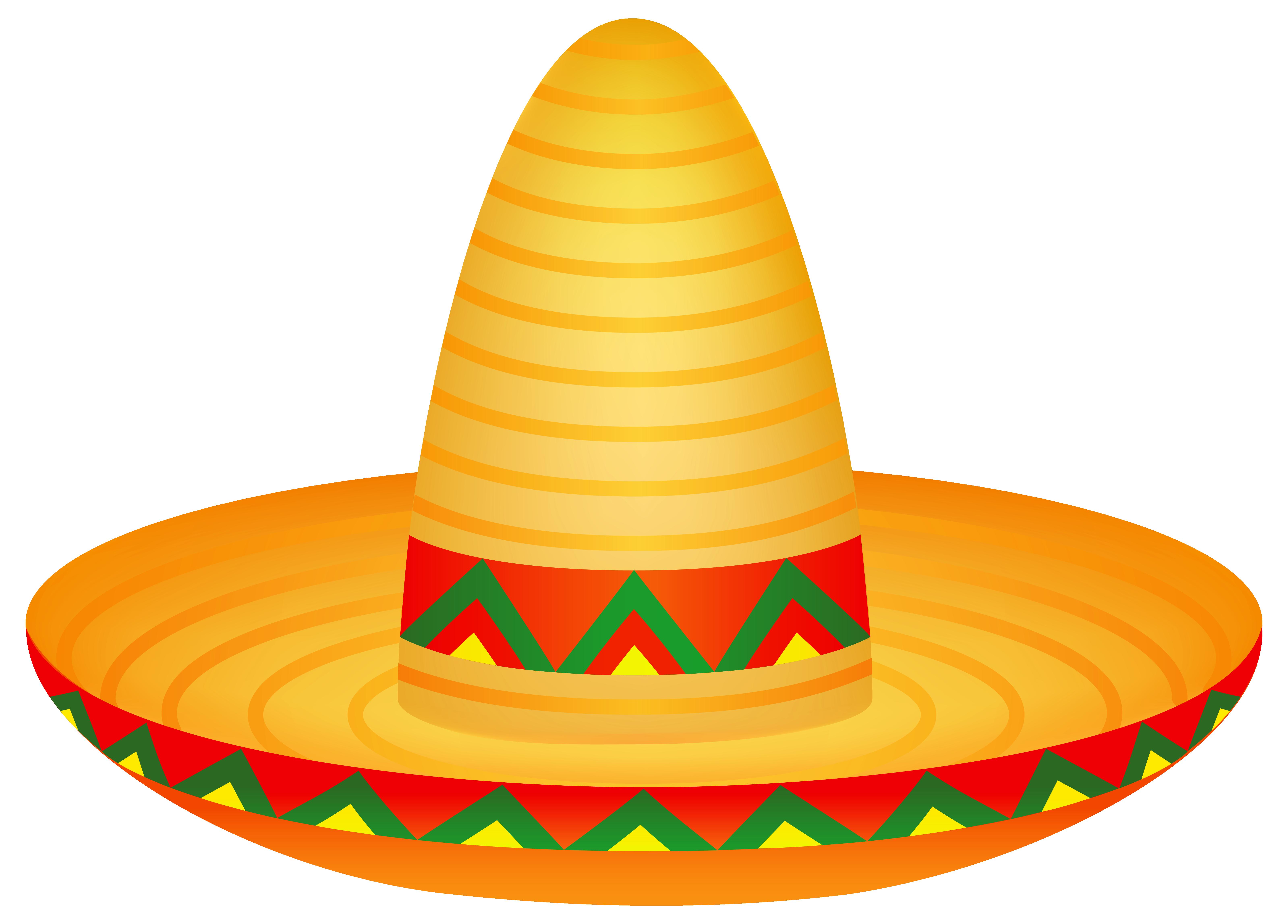 Pretentious inspiration sombrero clip. Maracas clipart cute
