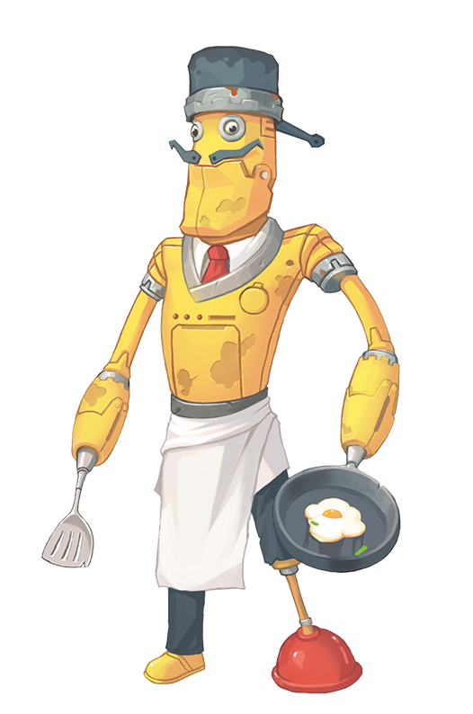 Ack my time at. Cooking clipart mr chef