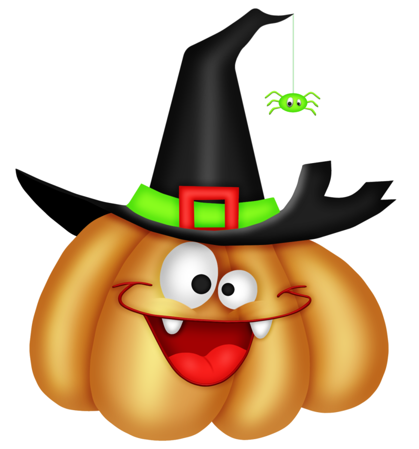 stamp clipart halloween #144176489