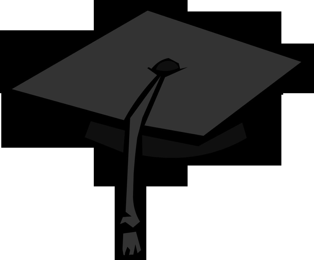 Student clipart cap. Degree hat graduation png