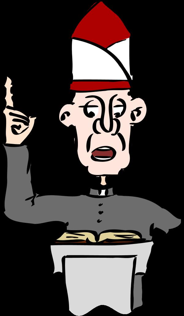 Evangelization blogger priest priestlarge. Crucifix clipart immortality